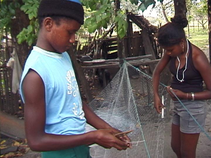 Concertos de rede de pesca